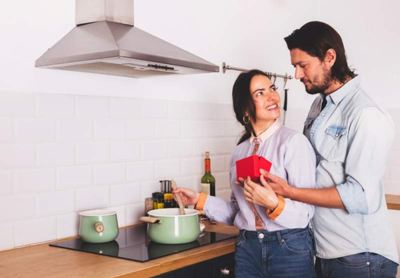 Faire un cadeau à une femme qui aime cuisiner