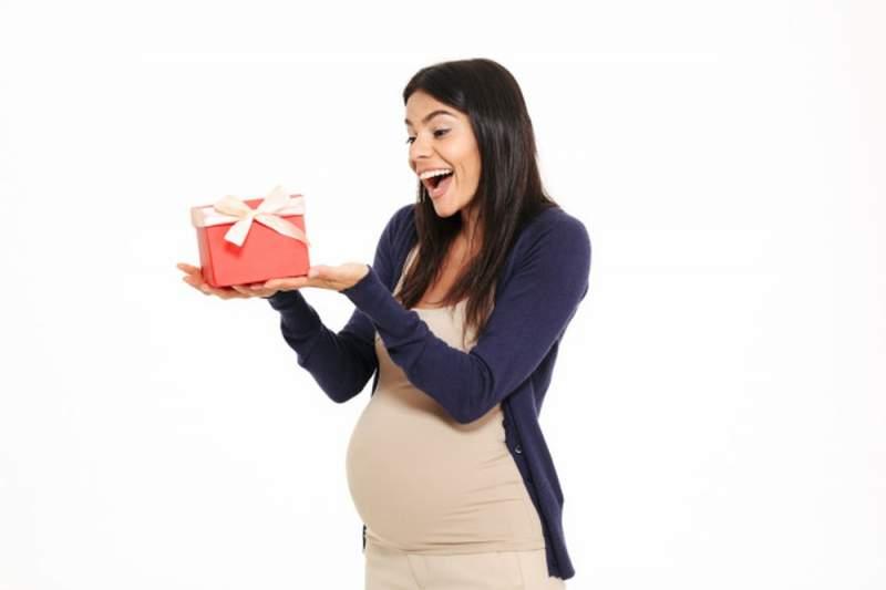 Choisir un cadeau pour une femme qui vient d'accoucher
