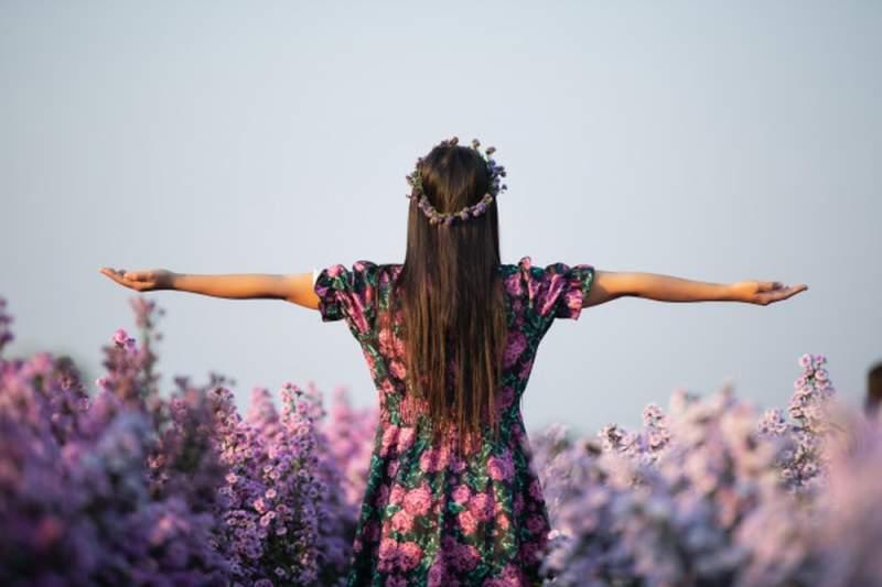 Faire un cadeau à une femme qui aime la nature