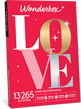 Idee Cadeau Homme Saint Valentin.Cadeau Saint Valentin Coffret Et Box Cadeau Wonderbox