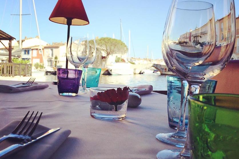 Repas pour 2 la table du mareyeur port grimaud 83 - Restaurant la table du mareyeur port grimaud ...