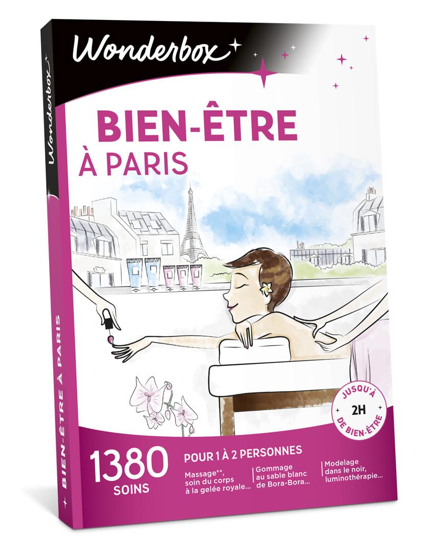 Bien tre paris coffret cadeau wonderbox for Biens atypiques paris