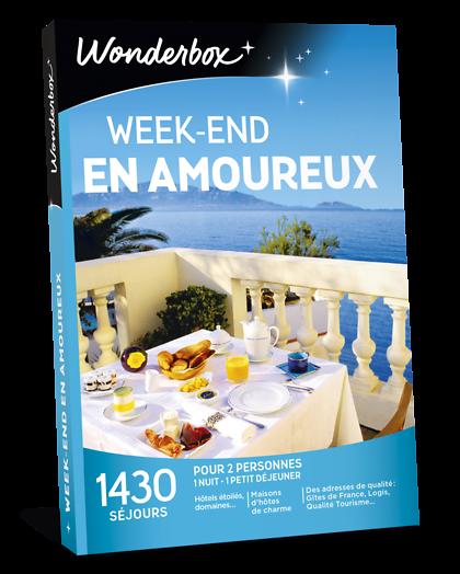 carte de france wonderbox