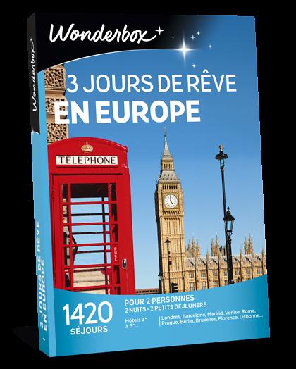 """Résultat de recherche d'images pour """"3 jours de reve en europe"""""""