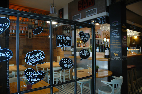 Carlota Restaurant en Barcelona - photo 2