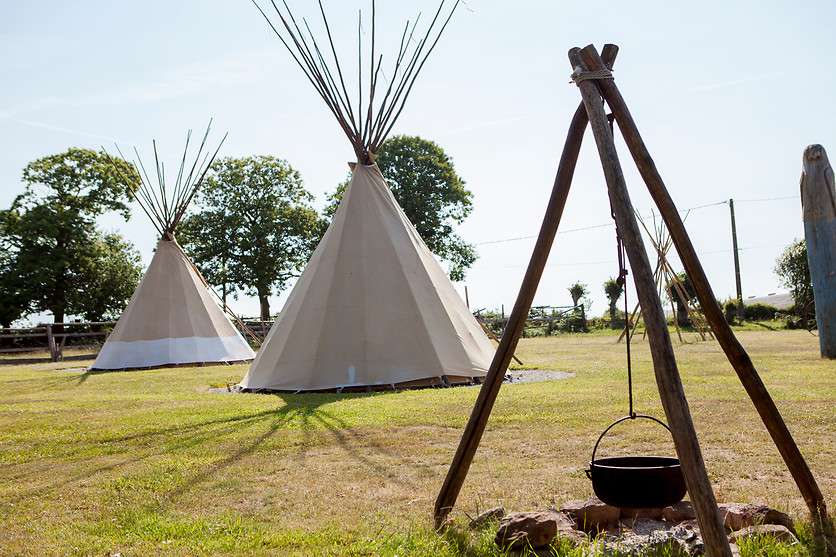 Séjour en tipi pour 2 à l'Association Wolakota Ker Tipi à Quimper (29) - photo 6