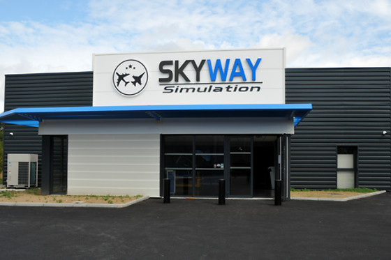 Skyway simulation - photo 0