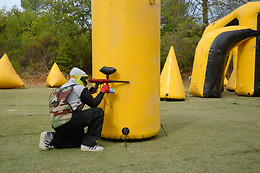 Séance de Paint Ball pour 3 - ES Paintball Park - Signes (83)