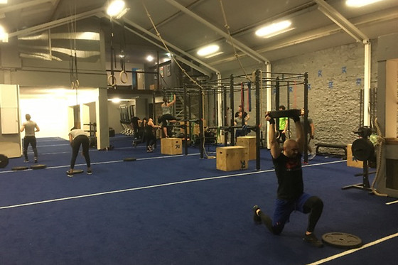 Séance de Drop in pour 2 - Runoni Crossfit - Saint-Ouen (93) - photo 0
