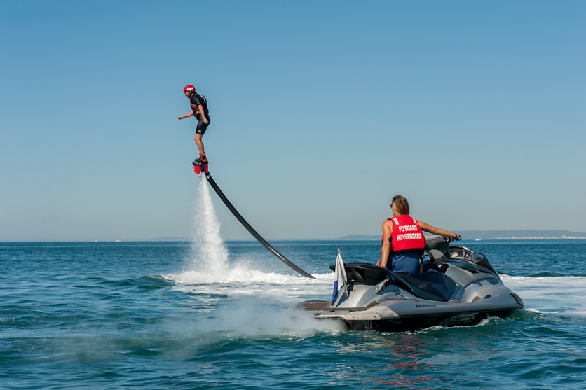 2 sessions de flyboard pour 2 - One rider Compagny - Aigue-Mortes (30) - photo 4