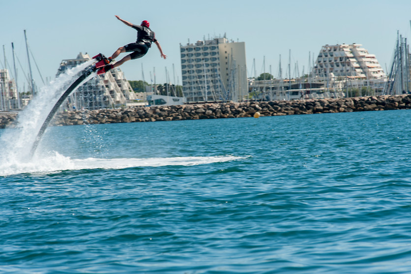 2 sessions de flyboard pour 2 - One rider Compagny - Aigue-Mortes (30) - photo 5
