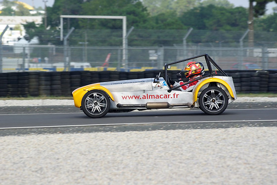 Baptême en Caterham Cup - Almacar - Mornay (23) - photo 2