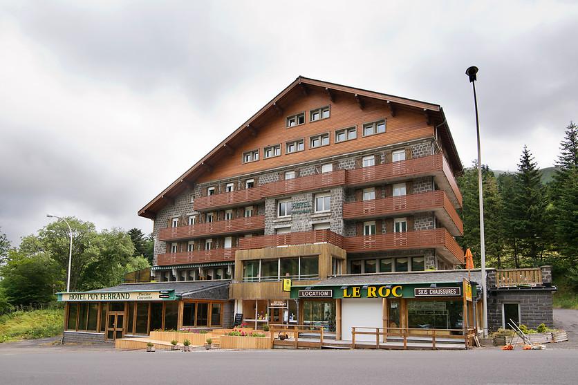 Sjour Dtente Pour   LHtel Du Puy Ferrand Au MontDore