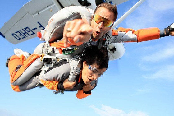 Parachutisme Occitan - photo 7