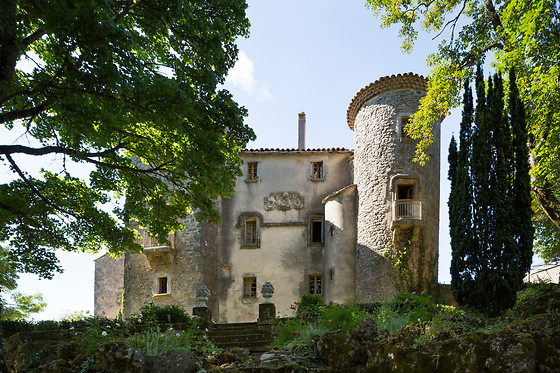 Château du Cros - photo 1