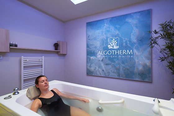 Deep Nature Spa Houlgate By Algotherm Houlgate Wonderbox
