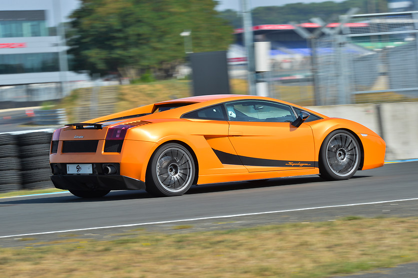 Pilotage Lamborghini Huracan ou Gallardo Superleggera - Sensations Lives - Le Mans (72) - photo 2