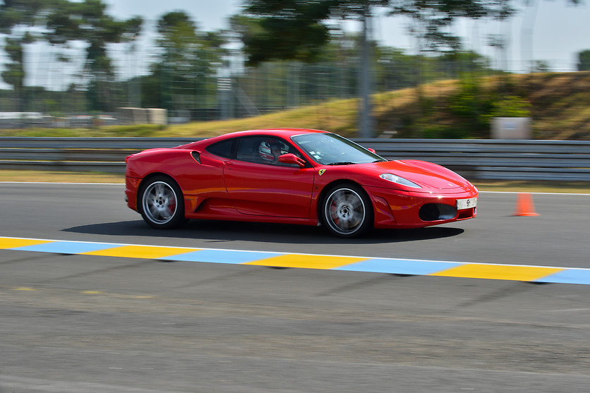 Pilotage de la Ferrari F458 Italia - Sensations Lives - Le Mans (72) - photo 0