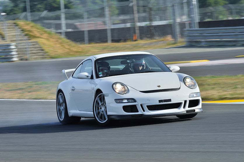 Pilotage de Porsche GT3 - Sensations Lives - Le Mans (72) - photo 0
