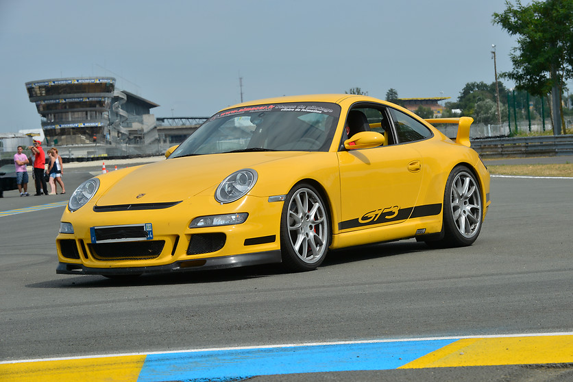 Pilotage de Porsche GT3 - Sensations Lives - Le Mans (72) - photo 1