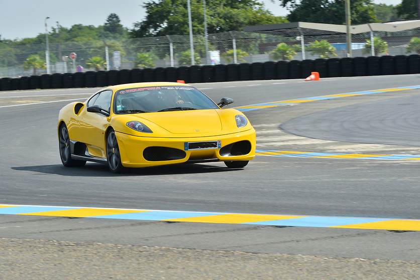 Pilotage de la Ferrari F458 Italia - Sensations Lives - Le Mans (72) - photo 1