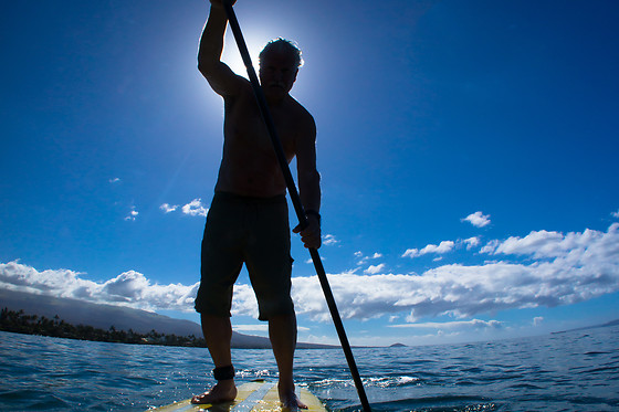 Paddle surf debout - Neptuno Sur 07 - Guardamar (Espagne) - photo 2