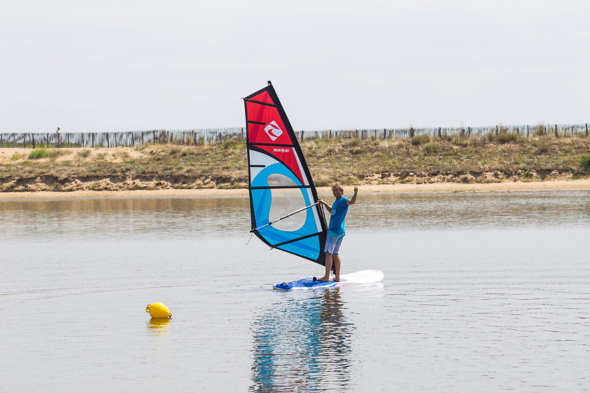 Cours de windsurf - Wave School - La-Tranche-sur-Mer (85) - photo 2
