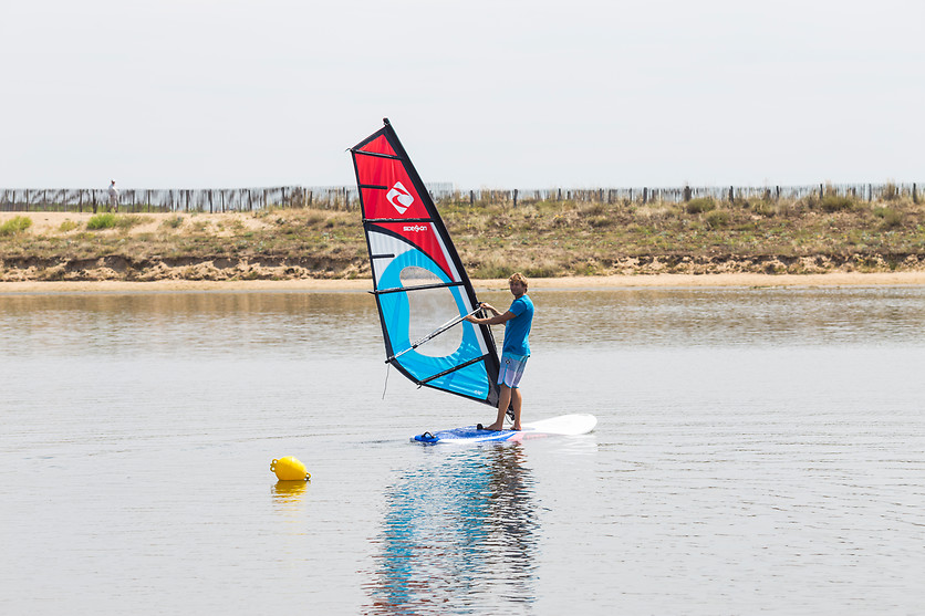 Cours de windsurf - Wave School - La-Tranche-sur-Mer (85) - photo 3