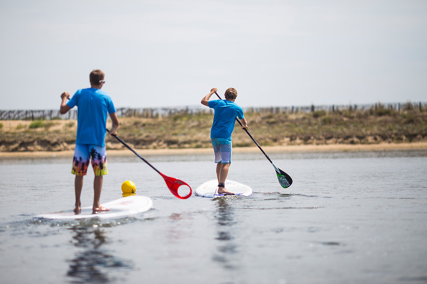 Stand up paddle - Wave School - La Tranche sur Mer (85) - photo 0
