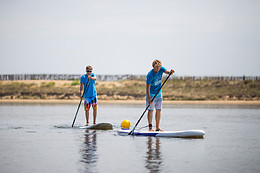 Stand up paddle - Wave School - La Tranche sur Mer (85)