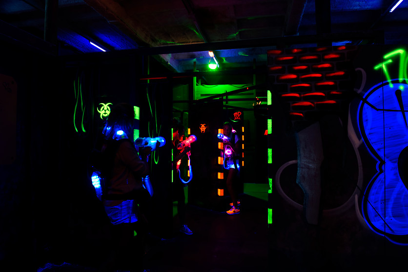 Partie de laser quest en groupe - Laser Quest Bordeaux - Bordeaux (33) - photo 1