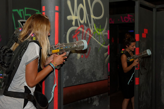 Laser quest bordeaux - photo 0