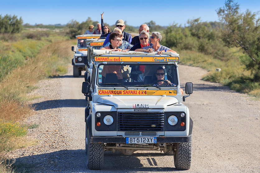 Safari en 4x4 pour 2 - J2M - Arles Camargue (13) - photo 0