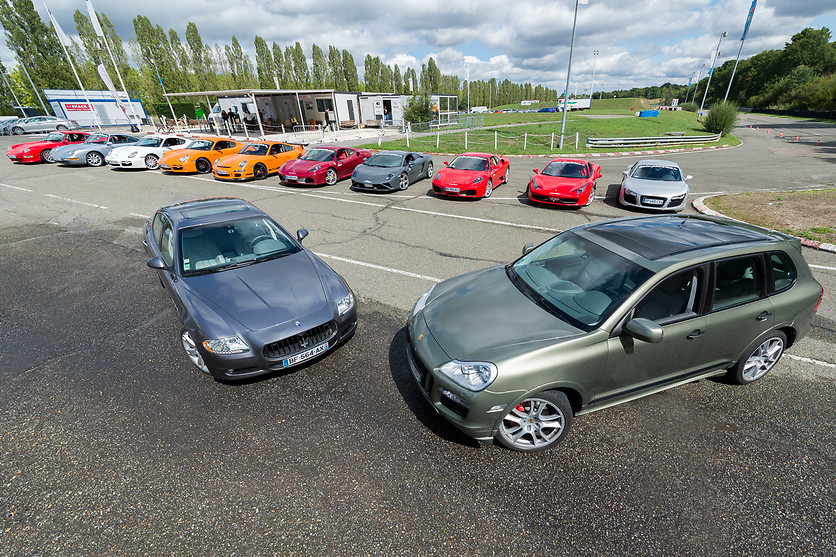 Pilotage d'une Porsche, Audi, Nissan... - Motors Consulting - Monthléry (91) - photo 12