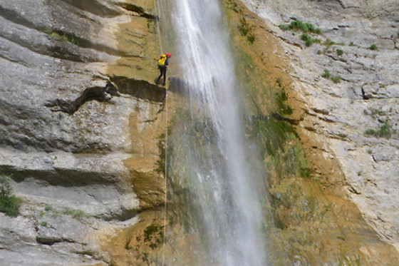 Sortie en Canyoning - Canyon'in - Saint-Gervais (38) - photo 3