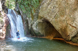 Sortie en Canyoning - Canyon'in - Saint-Gervais (38)