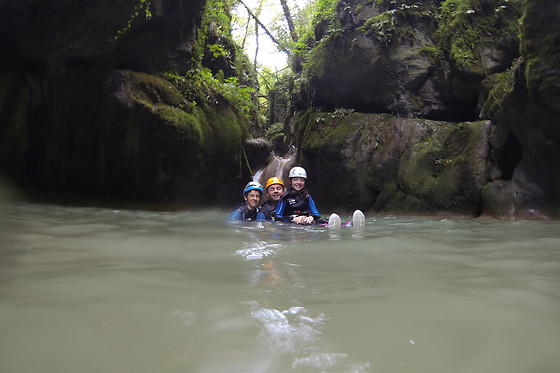 Sortie en Canyoning - Canyon'in - Saint-Gervais (38) - photo 2
