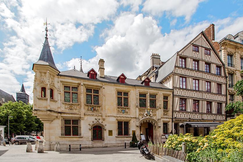 Sejour Gourmand A L Hotel De Bourgtheroulde A Rouen 76