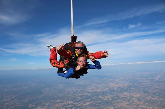 parachutisme lezignan