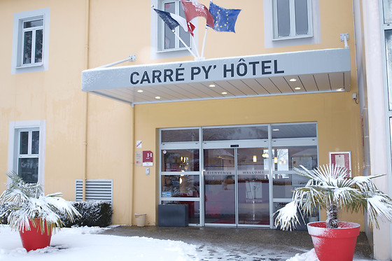 Carré Py' Hôtel - photo 9