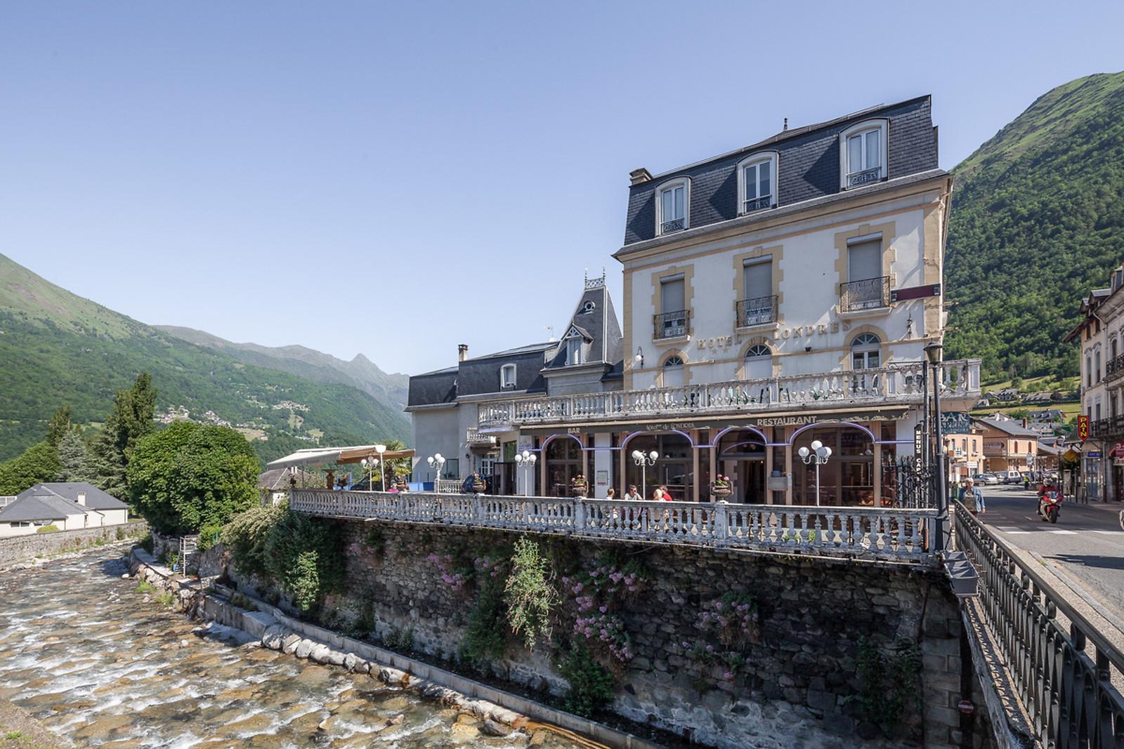 Hotel Luz Saint Sauveur