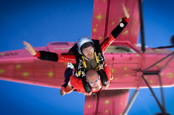 parachutisme 74 telephone