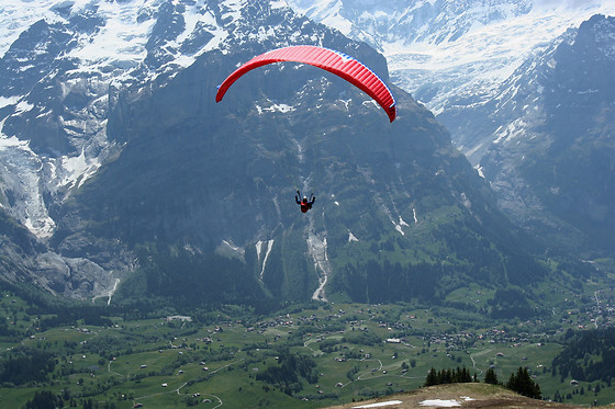 Vol en parapente biplace - Ascendance - Gourdon (06) - photo 0