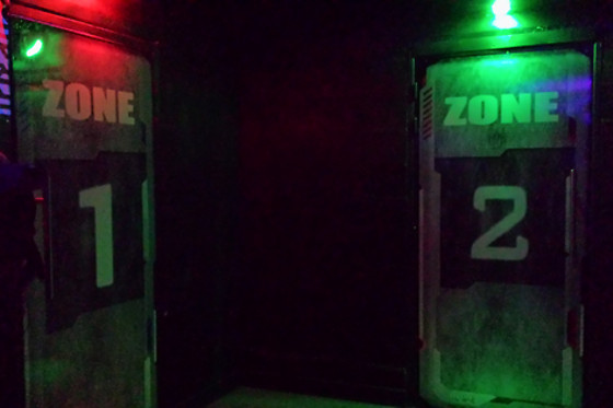 Laser Game Evolution Le Mans - photo 0