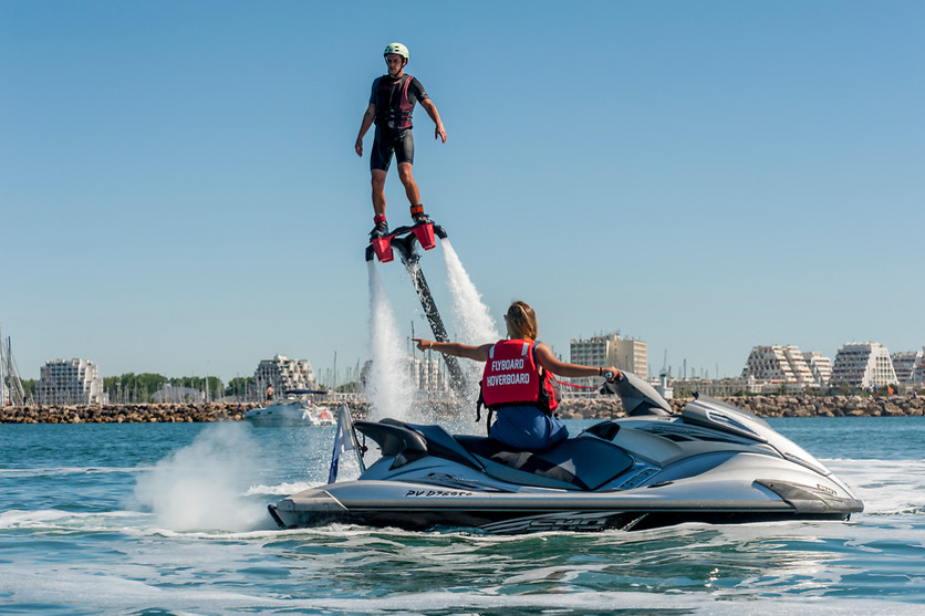 2 sessions de flyboard pour 2 - One rider Compagny - Aigue-Mortes (30) - photo 7