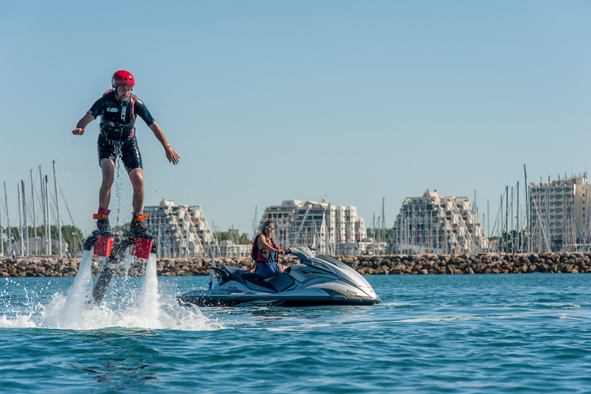 2 sessions de flyboard pour 2 - One rider Compagny - Aigue-Mortes (30) - photo 8
