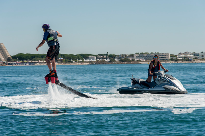 2 sessions de flyboard pour 2 - One rider Compagny - Aigue-Mortes (30) - photo 11