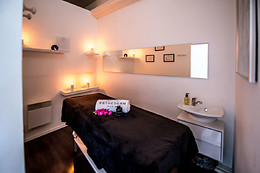 100% Massage et moments relaxants
