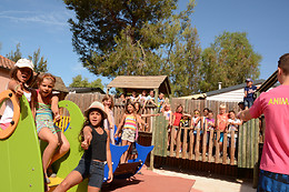 Camping Les Palmiers****