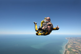 saut en parachute ulm 76